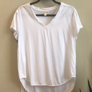 Anthropologie Cloth and Stone V-Neck T-Shirt